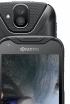Kyocera DuraForce Pro with rugged action camera