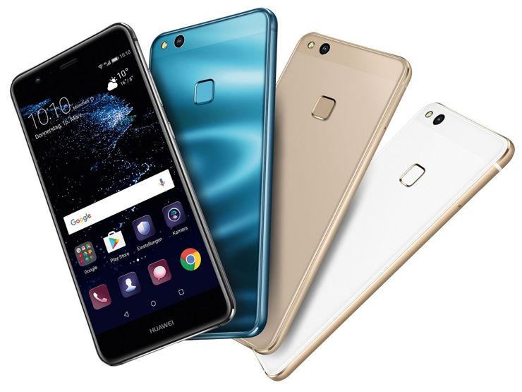 Huawei P10 Lite - 4 colours