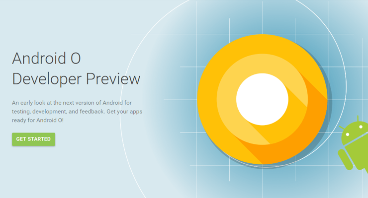 Android O 8.0