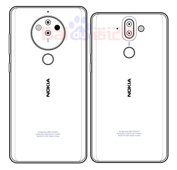 Nokia 10 aka Nokia 8 Pro and Nokia 9 aka Nokia 8 Sirocco