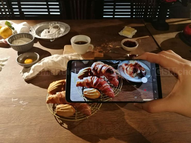 There was no doubt that the Samsung Galaxy S9 + has a great, intelligent camera