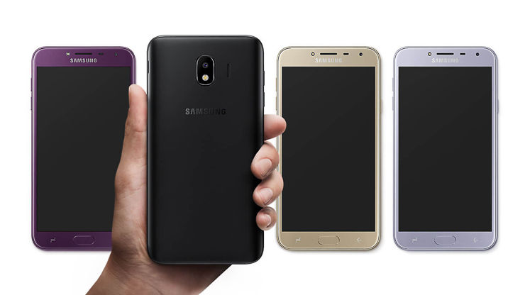 Samsung Galaxy J4 is officially