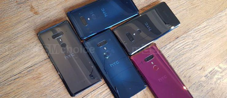 HTC U12+ officially presented (video)