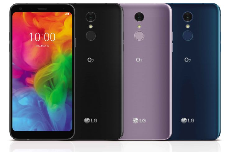 LG Q7 with raw Android? It's possible