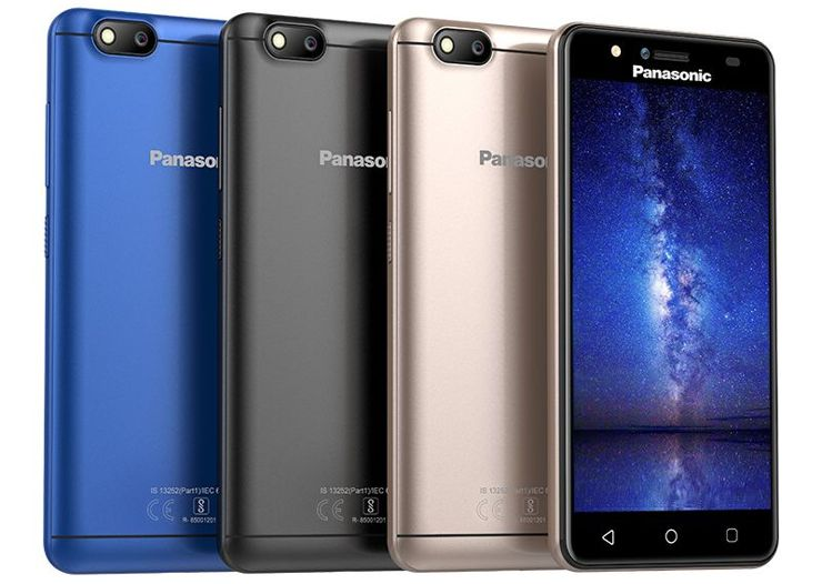Panasonic P90 - a budget phone from India