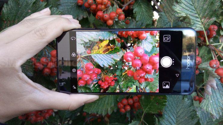Honor 8 (Huawei FRD-L09)