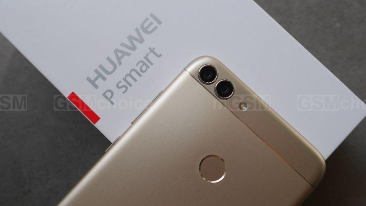 Cheap and a well-equipped model from Huawei