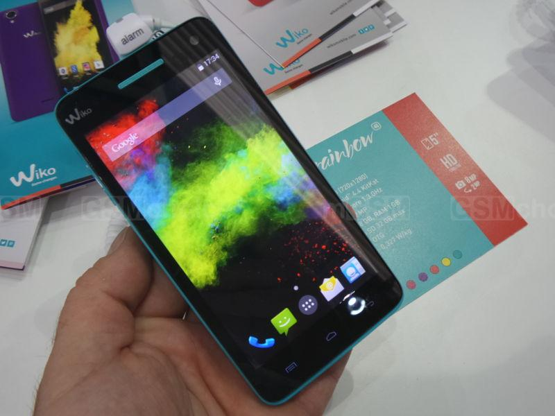 otto wiko smartphone