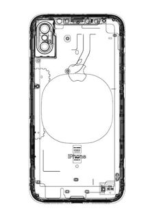 Schemes of iPhone 8