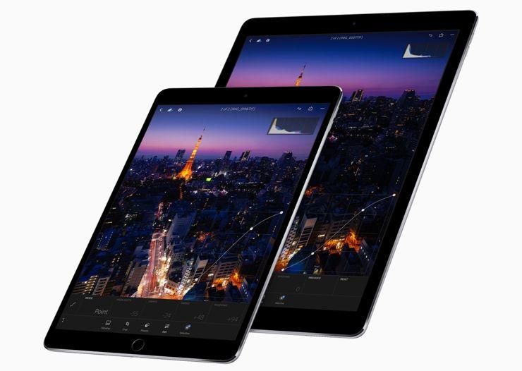 New iPads Pro