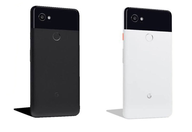 Pixel 2 XL in LG edition