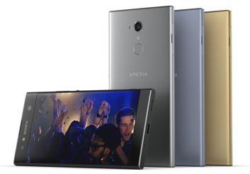 Sony Xperia XA2 i XA2 Ultra