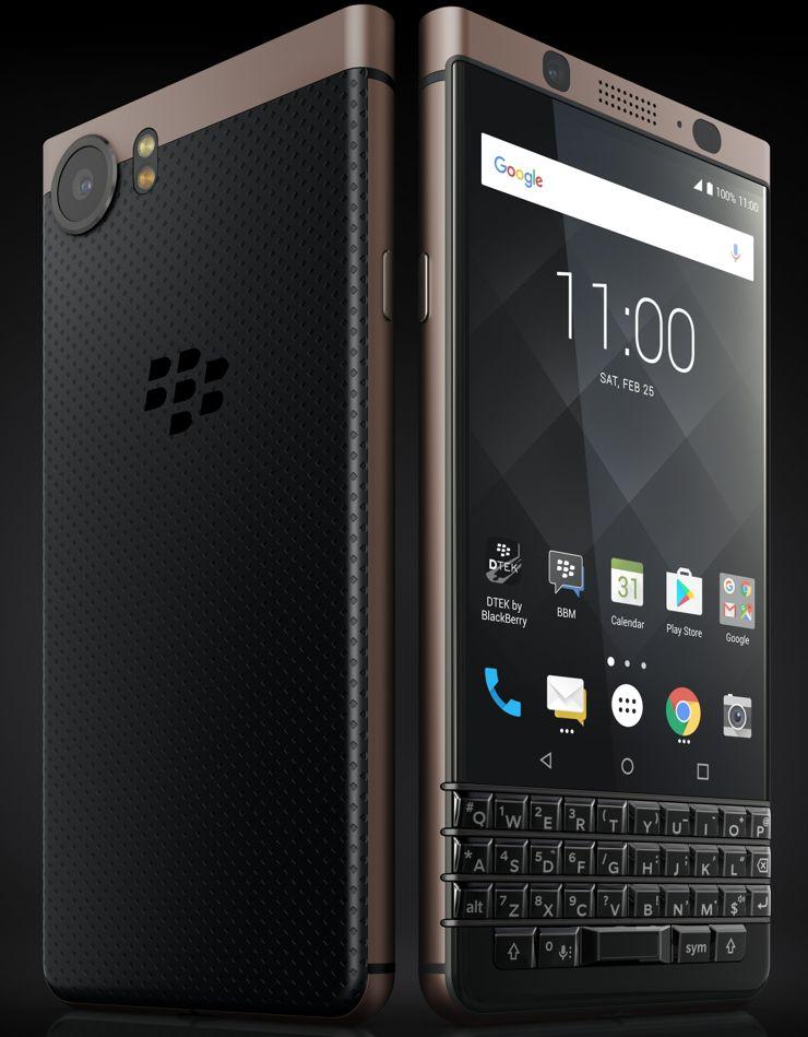 BlackBerry KEYone Bronze Edition