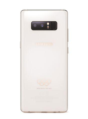 Samsung Galaxy Note8 PyeongChang 2018 Olympic Games Limited Edition