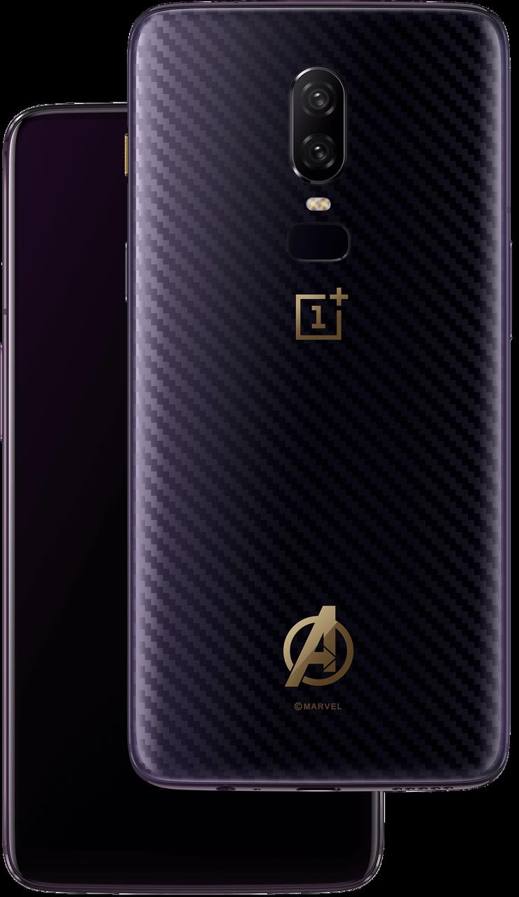 OnePlus 6 Avengers: Infinity War Edition