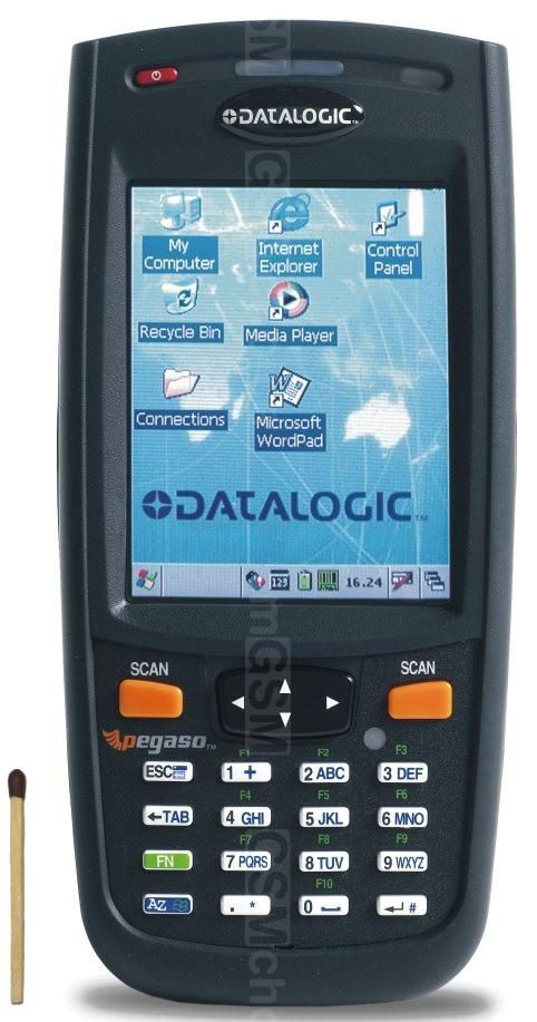 wireless device with windows ce