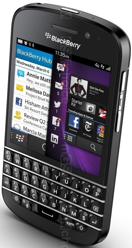 BlackBerry Q10 photo gallery :: GSMchoice.com