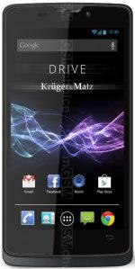Get root Kruger & Matz Drive