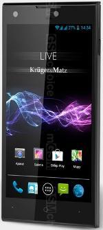 Get root Kruger & Matz Live 2 LTE
