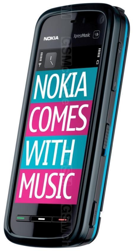 Nokia 5800 XM photo gallery :: GSMchoice.com