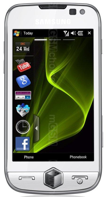 samsung omnia 2 download applications