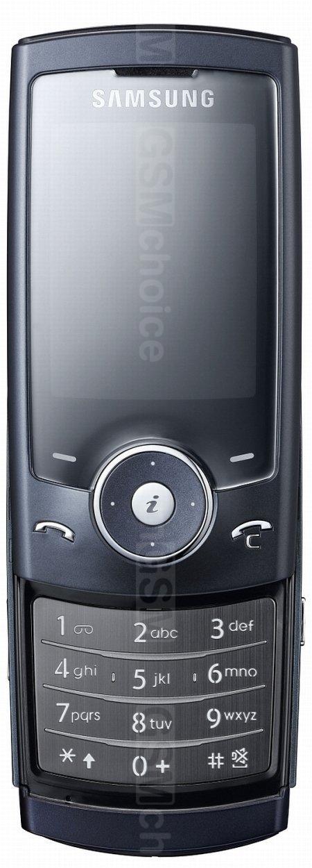 Сотовый телефон samsung u600 soft black fkb