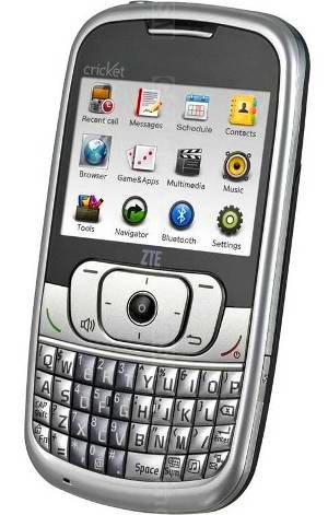 zte t u722手机电路图