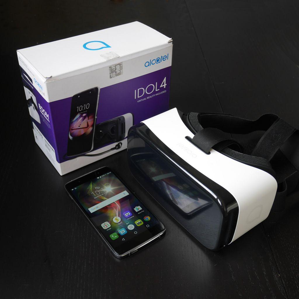 Alcatel Idol 4 review: Idol in a virtual reality ...