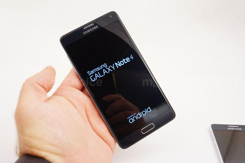 samsung galaxy note 4 review power in a metal frame