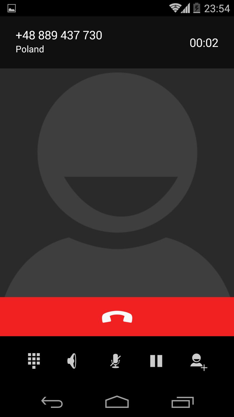 Как сделать чтобы не звонил конкретный номер