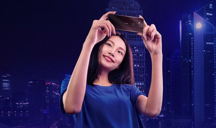 Nokia X7 presented in China