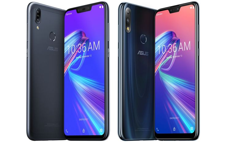 Asus Zenfone Max M2 and Zenfone Max Pro M2 officially