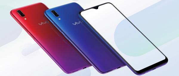 Vivo Y93s - улучшенный вариант Vivo Y93