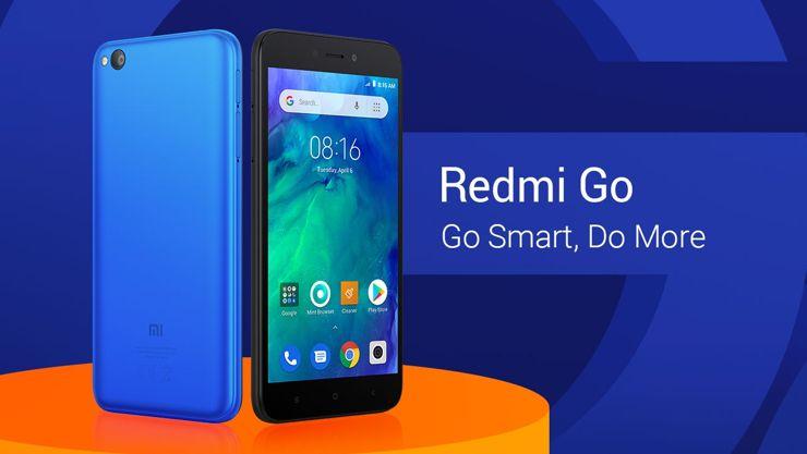 Redmi Go schon offiziell. Es wird in Europa erhältlich sein!