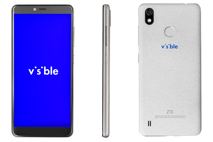 ZTE Visible R2 - an attempt to return to US operators