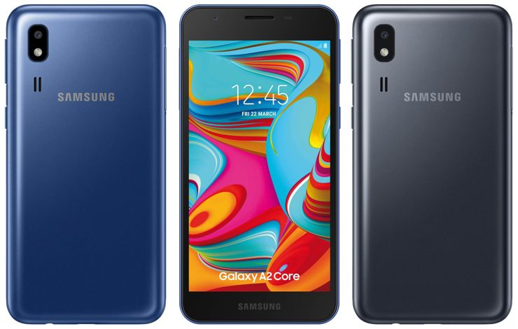 Samsung Galaxy A2 Core - unofficial specification and price
