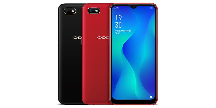 Oppo A1K дебютирует в России