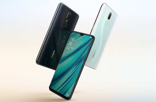 Oppo A9X presented officially