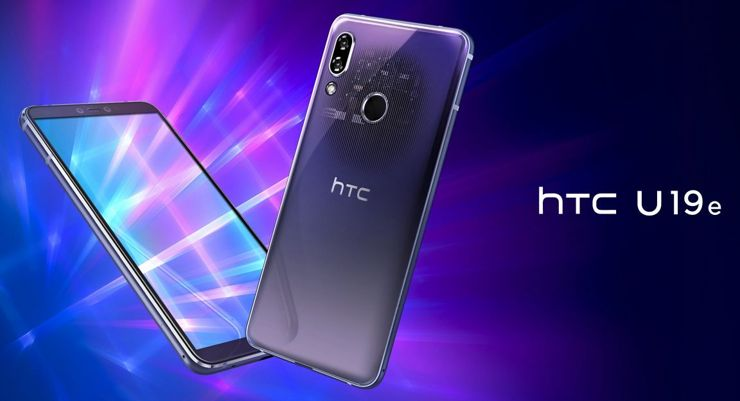 HTC U19e and Desire 19+, or return to the middle shelf