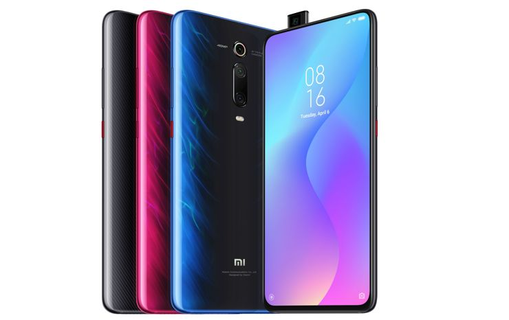 Xiaomi Mi 9T - the official debut of Redmi K20 under a new name