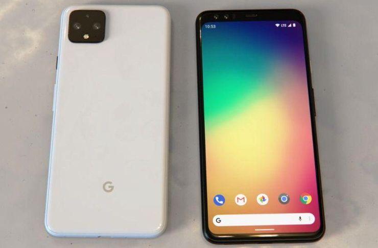 Google Pixel 4 live!