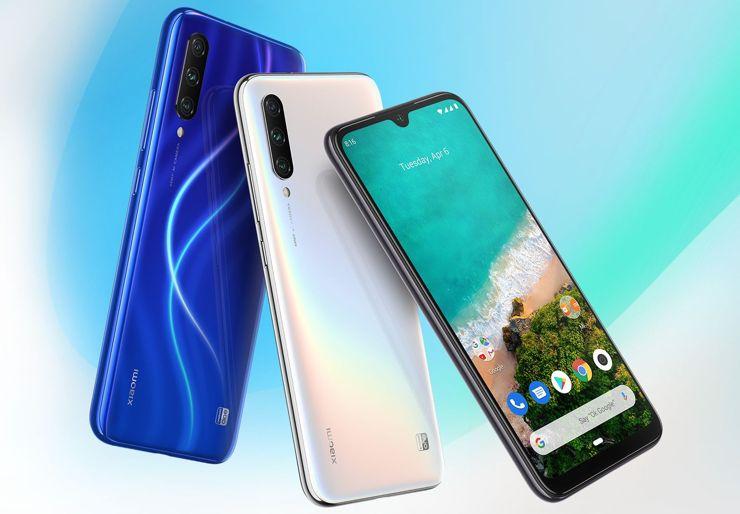 Xiaomi Mi A3 officially - but it somewhat disappointed