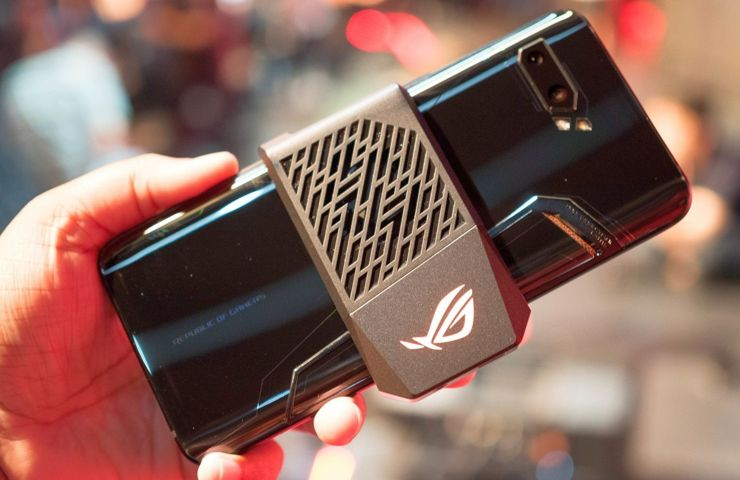 Asus ROG Phone 2 – the launch ahead of schedule