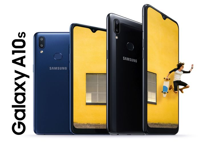 Samsung Galaxy A10s presented officially