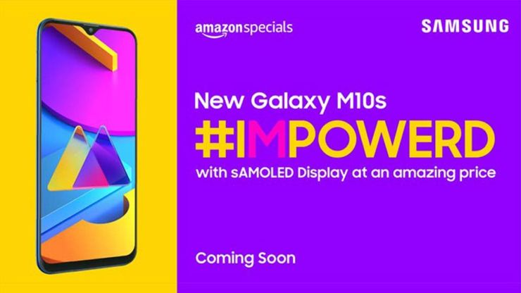 Samsung Galaxy M10s - unofficial specification
