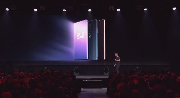 OnePlus 7T and OnePlus 7T Pro debut in Europe