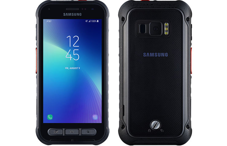 Samsung Galaxy XCover FieldPro - the flagship tough guy for the services
