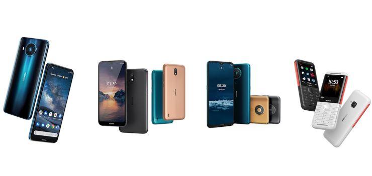 Nokia's novelties