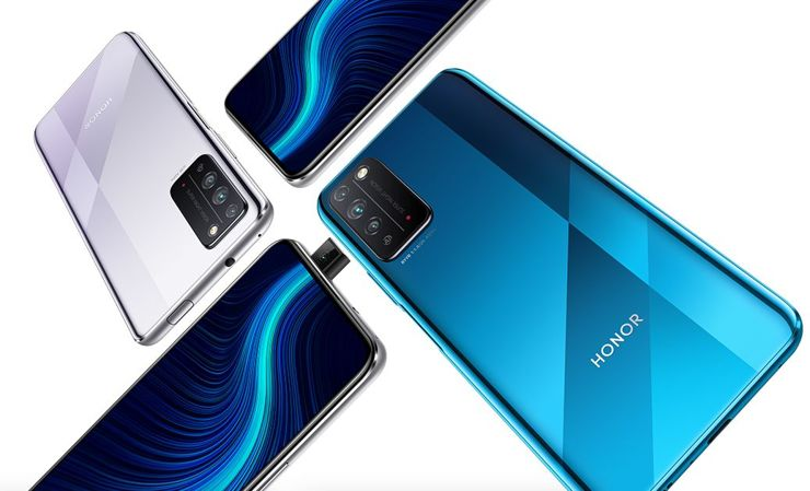 Honor X10 officially presented