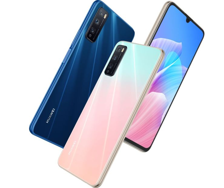 Huawei Enjoy Z 5G - 90Hz and 5G at a good price